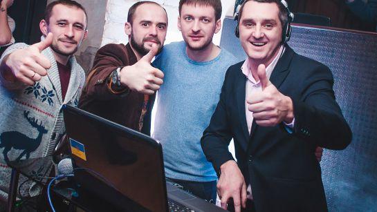 Клубная вечеринка и DJ set от Дяди Жоры