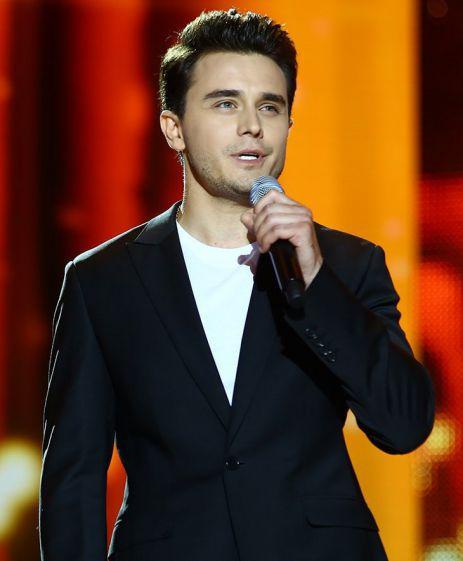 Влад Сытник певец