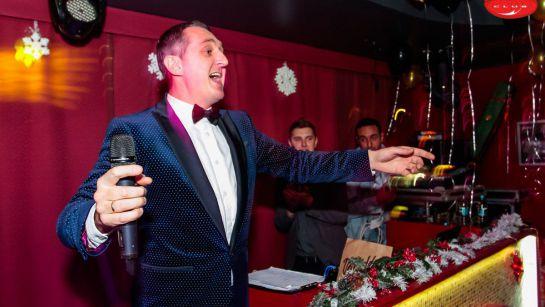 Сумасшедшая новогодняя ночь в клубе ANTURAZH