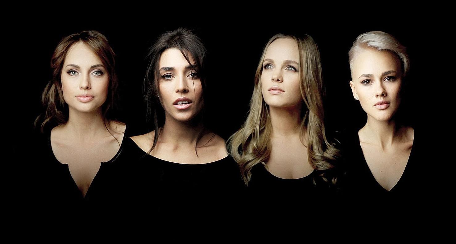 украинские группы музыкальные женские