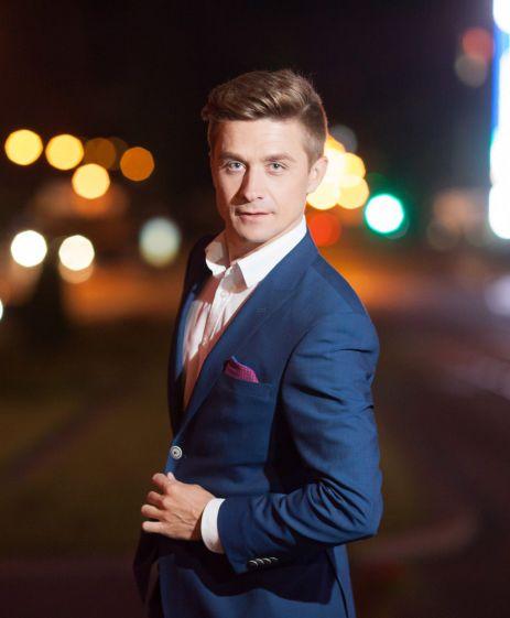 Александр Парубок