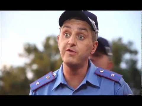 Смотрите! Дядя Жора в роли милиционера