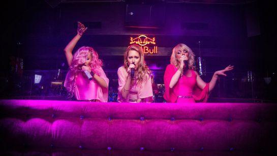 Группа BIGUDI SHOW» в клубе QUEENS