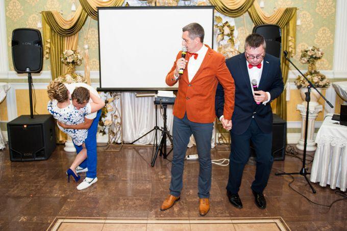 Дядя Жора и Александр Сталевар