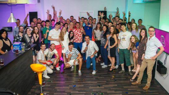 Открытие первого в Украине клуба для геймеров «Game Inn»