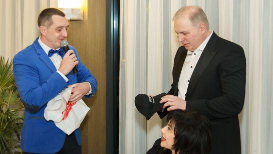 Юбилей 55 лет в Харькове