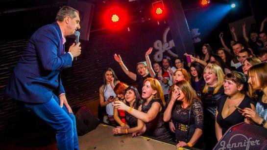 Клуб Jennifer. Дядя Жора и Бигуди Шоу в Одессе