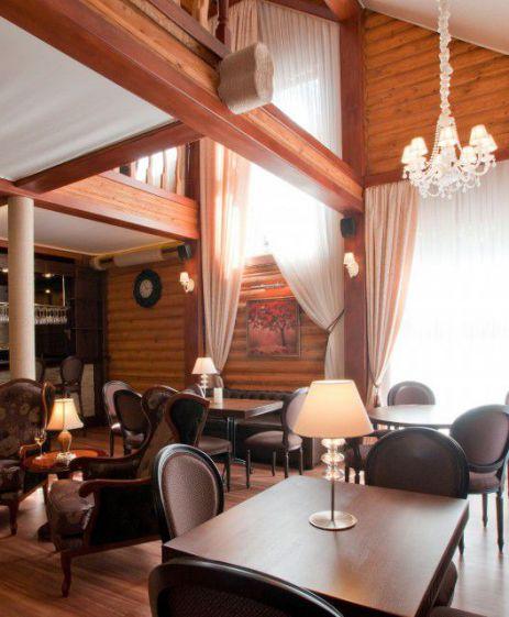 Четыре сезона Киев ресторан
