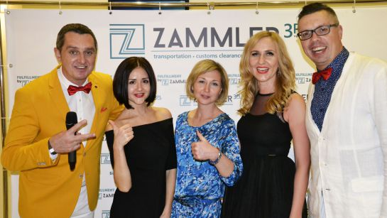10 лет компании ZAMMLER GROUP в Египте