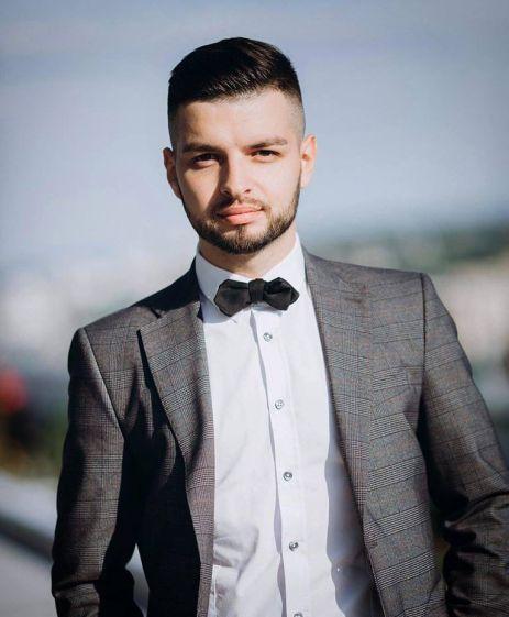 Дмитрий Танас ведущий