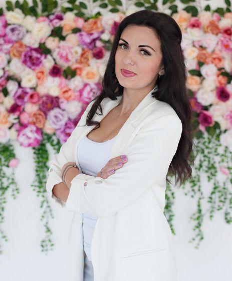 Ведущая свадебных церемоний Екатерина Деряга