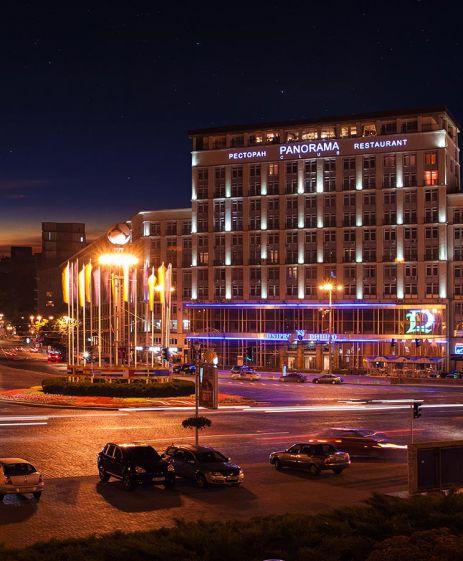 Гостиница Днипро