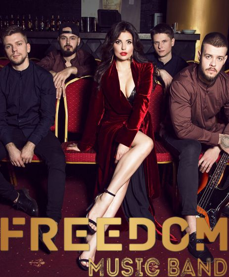 freedom music band