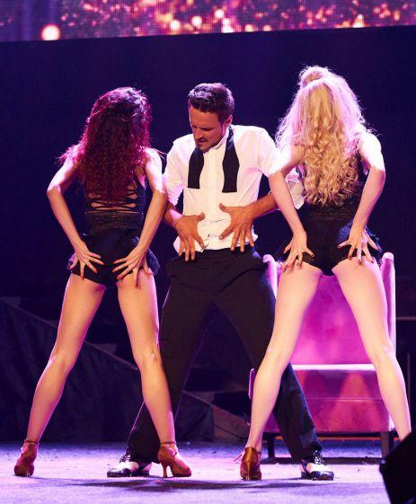 Dance Show Theodore