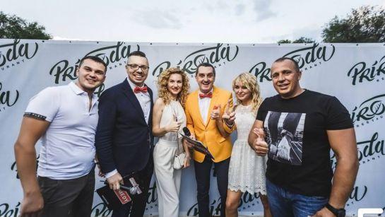День рождения ресторана «Priroda», Кривой Рог