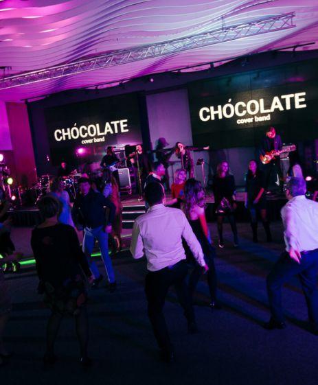 Группа Chocolate