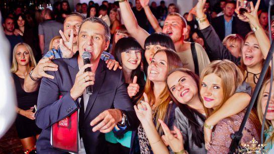 Клубная вечеринка в клубе РЖЕВСКИЙ Project