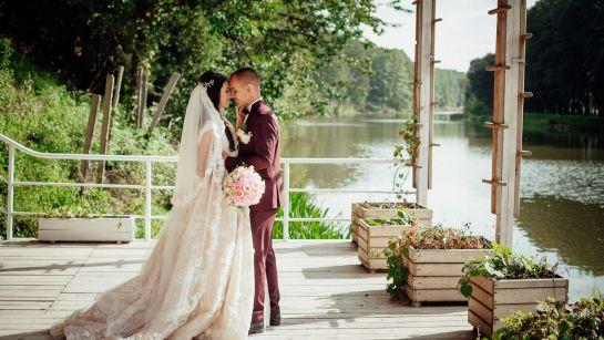 Свадьба Яны и Александра