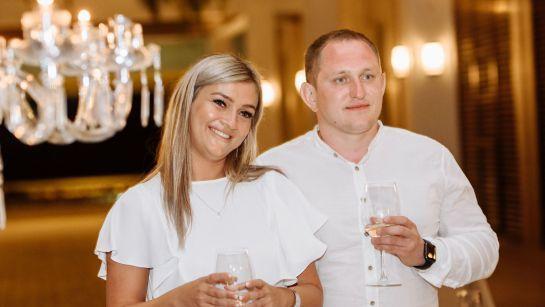 Свадьба Александры и Константина в отеле Rixos Premium Belek