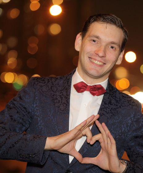 Николай Волков, ведущий на свадьбу, тамада, церемонимейстер.