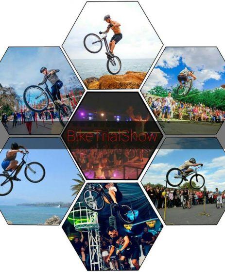 Байк-шоу BikeTrialShow