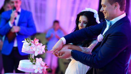 Свадьба в городе Черкассы — ведущие Дядя Жора и Сергей Лось Стахов
