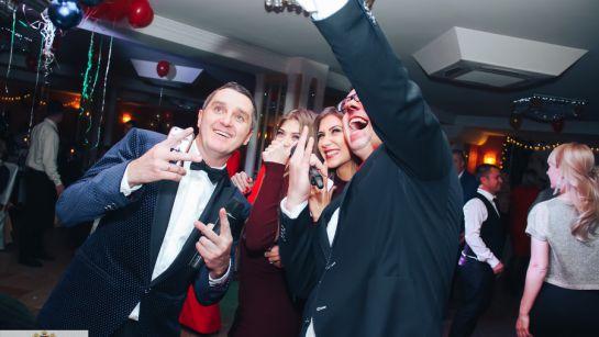 Встреча Нового года в ресторане Bagrationi