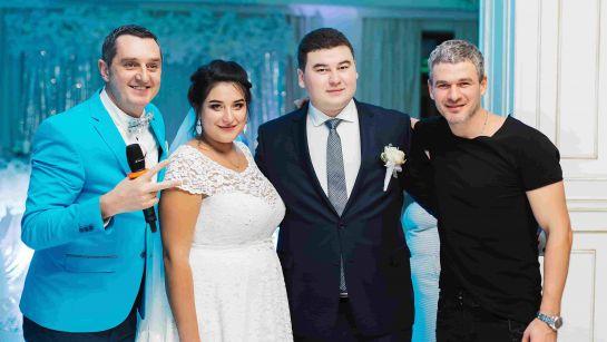 Свадьба Вадима и Аллы