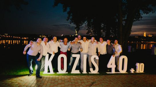 40+10 KOZIS