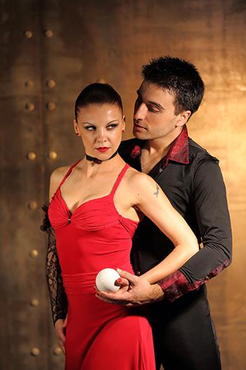 Дуэт Red Tango