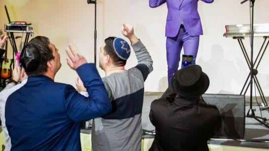 Танцевальный конкурс от Дяди Жоры на празднике Пурим 2020