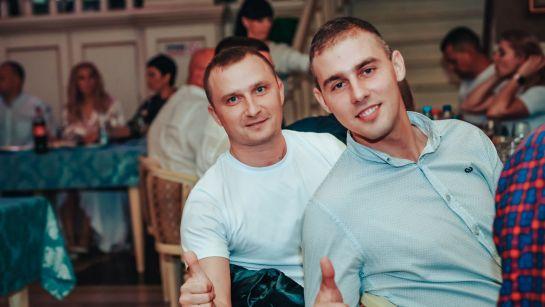 Супер корпоратив ВАЮР 20 лет Влюбленные в мороженое с ведущим Дядей Жорой