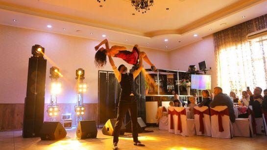 Фламенко на свадьбе Виктории и Александра в Магдалиновке с Дядя Жора Company