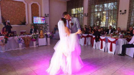 Свадебный танец Виктории и Александра в Магдалиновке с Дядя Жора Company