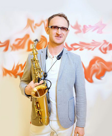 SaxoVoice Саксофонист