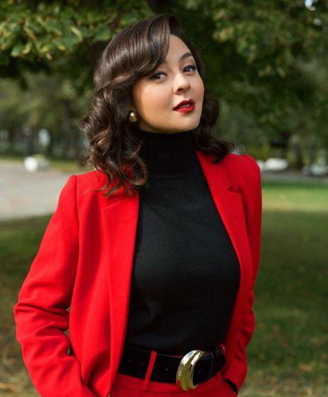 Марина Кравец ведущая