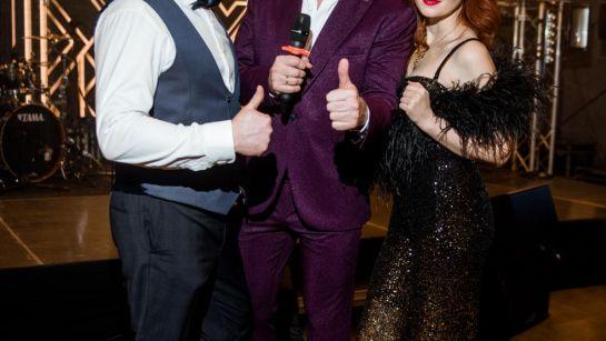 Дядя Жора лучший ведущий на вечеринке Gatsby birthday party с Дядя Жора Company
