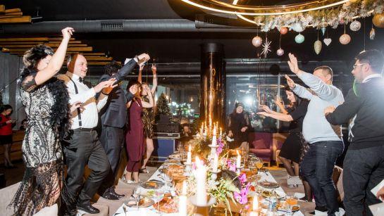 Зажигательная вечеринка Gatsby birthday party с Дядя Жора Company