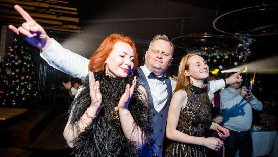 Веселый праздник Gatsby birthday party с Дядя Жора Company