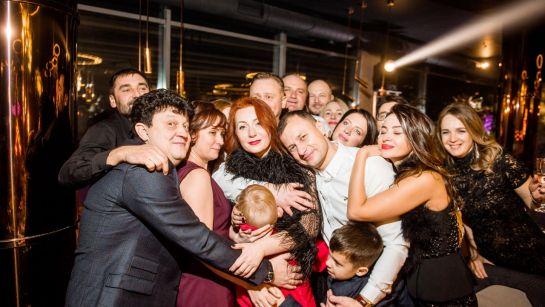 Праздничная вечеринка Gatsby birthday party с Дядя Жора Company