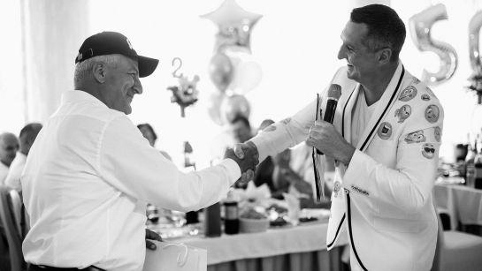 Поздравление от Дяди Жоры на Юбилее 50 лет в г.Гайворон с Дядя Жора Company