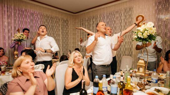 Лучшие конкурсы на Юбилее 50 лет в г.Гайворон с Дядя Жора Company